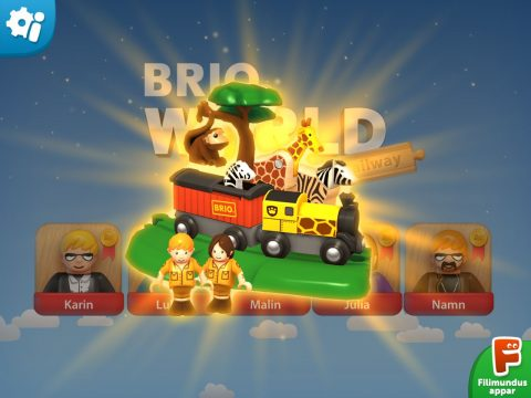 Brio World Safari