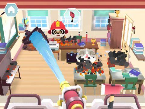 Dr Panda Brandmän