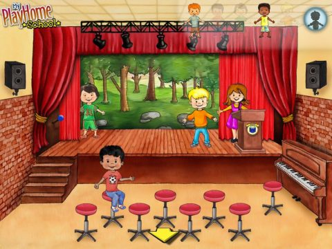 PlayHome School