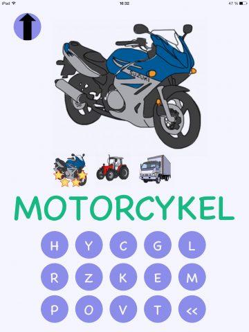 skrivis-motorcykel