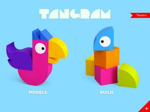 Tayasui Tangram